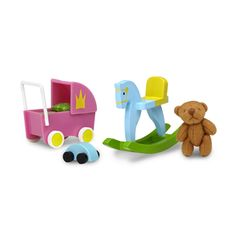 We can't get over the cuteness of this Smaland Toy Set, ideal for your new Smaland baby!