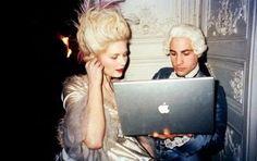 Kristin Dunst as Marie Antoinette