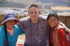 Antonio's adventures in Perú