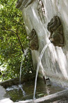 Mas d'entremont Fontaine Aix en provence Aix En Provence, Provence France, Rhone, Hotel Reviews, Trip Advisor, Garden Sculpture, Candid, Hotels, Travel