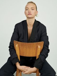 Gemma Ward | Unconditional Magazine | Suiting Fashion Editorial | Page 2 | Fashion Gone Rogue