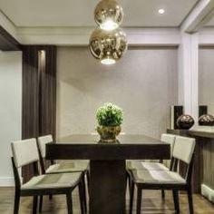 Comedores de estilo moderno por M2A - Arquitetura e Eventos Ltda