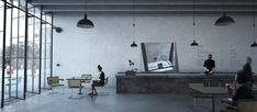 Bauhaus Dessau anuncia a los ganadores del concurso para el futuro museo Bauhaus,Cuarto lugar: JA Architecture Studio. Imagen cortesía de Bauhaus Dessau