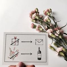 Mały przedsmak Wierszyki są nudne i mają je wszyscy! My kochamy niebanalne rozwiązania! Podoba się wam taka graficzna alternatywa? . #zaproszenia #zaproszeniaslubne #ślub #slubneinspiracje #wesele #rsvp #design #designyourwedding #prezenty #kwiaty #gozdziki #miłość #kwiatynaślub #koperta #narzeczeni #zaręczyny