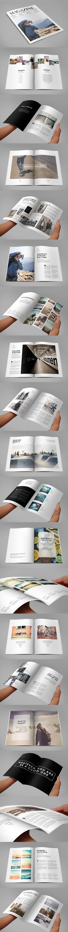 48 ideas design layout cover branding for 2019 Editorial Design Layouts, Magazine Layout Design, Brochure Design Inspiration, Graphic Design Layouts, Layout Inspiration, Magazine Layouts, Graphisches Design, Page Design, Book Design