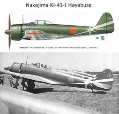 Nakajima Ki-43-I Hayabusa