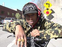 """""""A$AP Rocky"""""""