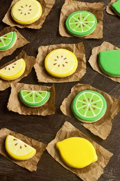 Nothing says summer like lemons. These simple lemon cookies are sugar cookies decorated with royal icing and is a great cookie for beginner decorators.