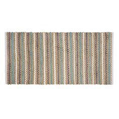 Jute and Cotton Rug 60 x 120 | Maisons du Monde