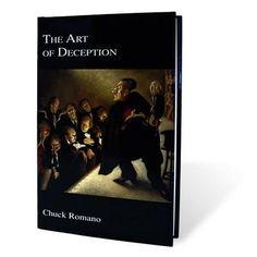The Art of Deception by Chuck Romano - Book