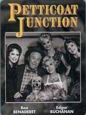 Petticoat Junction (1963 to 1970) Bea Benaderet, Edgar Buchanan and three pretty young girls lay the ground work for Green Acres.