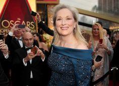 Oscar 2017 - Meryl Streep