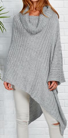 $33.99 for new arrival! Casual and comfy, this one is a beautiful basic for your wardrobe. With the perfect slouchy fit, it features a irregular style. Find our super stylish collection at Cupshe.com !