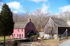 https://flic.kr/p/4qrPWF | Mill, Gilbert Stuart Birthplace | Grist Mill on the property of Gilbert Stuart's birthplace in Rhode Island. One of the many senic spots along the ADA Tour de Cure bike ride that will be on June 1, 2008.
