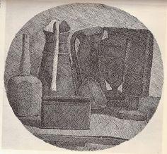 Etchings by Giorgio Morandi