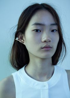 Oyster Fashion: 'Freshwater' — A Jewellery Shoot By Romain Duquesne x Hyun Ji | Fashion Magazine | News. Fashion. Beauty. Music. | oystermag.com