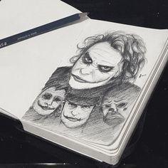 I believe whatever doesn't kill you, simply makes you … stranger  - Joker  https://www.instagram.com/yapip07/