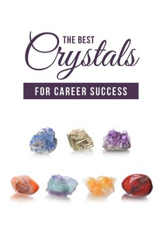 crystals for career progression Work Success, Career Success, Crystals And Gemstones, Stones And Crystals, Crystal Healing Chart, Healing Crystals, Chakra For Beginners, Healing Heart Quotes, The Hallow