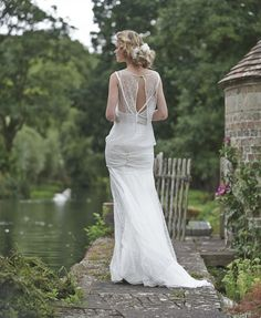 Stephanie Allen 2016 Wedding Dresses { Love Letters Bridal Collection } itakeyou.co.uk #weddingdress #weddinggown