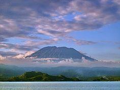 Gunung Agung, Bali, Indonesia
