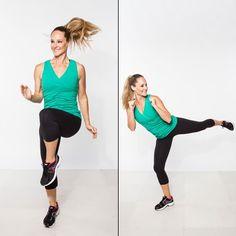 The Indoor Running Workout Plan | Shape Magazine