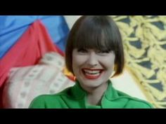 """Oh my GOD, how I wanted this hairstyle (and still do, it wasn't meant to be). Swing Out Sister/""""Breakout"""""""