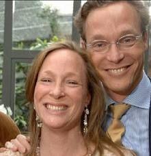 Twins, Prinses Margarita and Prince Jaime de Bourbon Parme. Children of Prinses Irene of The Netherlands and Prince Carlos de Bourbon Parme.