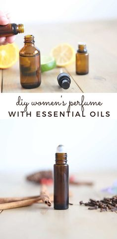 Make your own naturally fragranced DIY women's perfumes using essential oils with a full video tutorial and printable labels. Diy Fragrance, Essential Oil Perfume, Printable Labels, Natural Essential Oils, Natural Skin Care, Farmhouse, Women, Board, Recipes