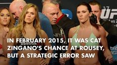 awesome Ronda Rousey's roadway to UFC 207