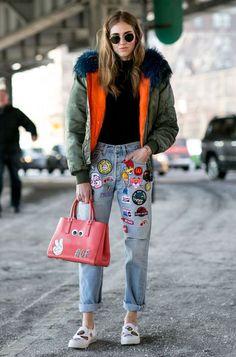 Les looks de Chiara Ferragni la blogueuse The Blonde Salad