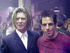 David Bowie - Ben Stiller - Zoolander