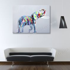 Shouting Elephant , Art work for interior design - Direct Art Australia, Price: $149.00,  Availability: Delivery 10 - 14 days,  Shipping: Free Shipping,   Minimum Size: 50 x 60cm,  Maximum Size: 90 x 120cm,  Up to 70% cheaper than mainstream galleries who pay agent commissions and gallery overheads.  http://www.directartaustralia.com.au/