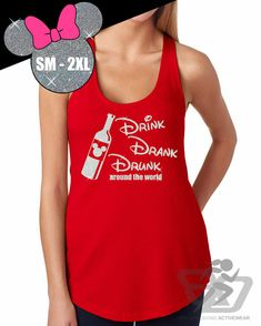 Disneyland Shirts, Disney Shirts, Disney Outfits, Disney Clothes, Disney Fashion, Festival T Shirts, Wine Festival, Disney Cinderella Castle, Senior Shirts