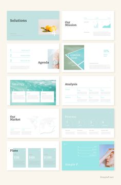 Collect Business Presentation Template - Keynote - Ideas of Keynote - Collect Business Presentation Template Ppt Design, Powerpoint Design Templates, Graph Design, Slide Design, Keynote Template, Layout Design, Flyer Template, Brochure Design Layouts, Free Ppt Template