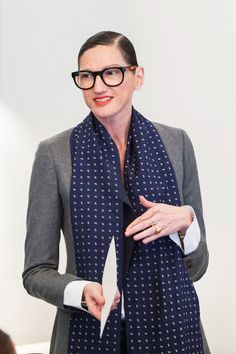 Jenna Lyons – J Crew Creative Director, Style, Home & Bio (Vogue ...