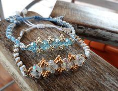 #beadedbracelet, #handmadebracelet, #handmadeaccessories, #accessories, #bracelet, #micromacrame, #swarovskibracelet, #evapolart, #handmade Handmade Bracelets, Handmade Jewelry, Swarovski Bracelet, Micro Macrame, Handmade Accessories, Beaded Jewelry, Jewels, Princess, Art