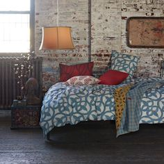 Pretty bedding and things from West Elm