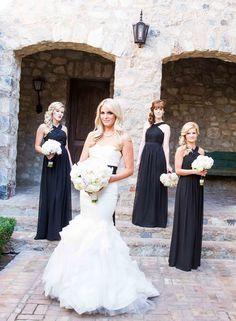 Gorgeous Monique Lhuillier bridesmaid dresses - 40% off! http://rstyle.me/n/viwtrnyg6