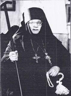 The Very Reverend Abbess Mother Tamara,born Princess Tatiana Konstantinovna…