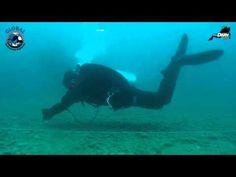 Basic Scuba diving finning techniques from GUE Instructor John Kendall
