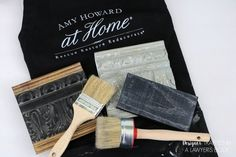 LIFE CHANGING PAINT! Y'all, the Amy Howard At Home paint is amazing--I will NEVER use another paint on furniture again! Come read all the details by Ace Blogger @designertrapped