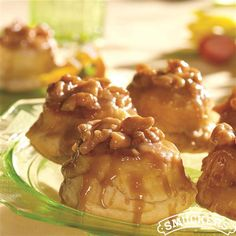 Peanut Butter Pecan Sticky Buns from Smucker's®