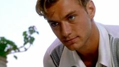 """Jude Law in """" The Talented Mr Ripley"""""""