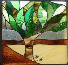 Stained Glass - Summer Shade