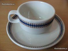 chavenas de porcelana de coimbra - à venda Têxteis lar & Utilidades, Lisboa - CustoJusto.pt