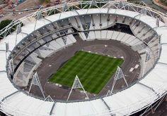 Londres 2012 - Estadio Olímpico de Londres, el mejor del mundo