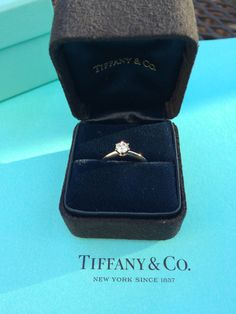 Tiffany & Co Diamond Platinum Engagement Ring .32 CT F VVS2 T& Co. Boxes/CERTS!  http://searchpromocodes.club/tiffany-co-diamond-platinum-engagement-ring-32-ct-f-vvs2-t-co-boxescerts-2/