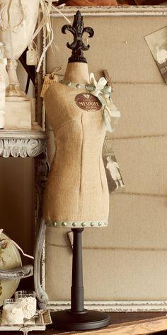 Fleur de Lis Dress Form #symbols #FleurdeLis