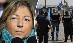 """Calais mayor says migrant violence 'OUT OF CONTROL' as UK truckers urge troops on streets  THE MAYOR of Calais has said that migrant violence in the town has reached """"uncontrollable"""" levels as British truckers reiterated a call for troops to be deployed on the streets.  By LAURA MOWAT PUBLISHED: 00:01, Fri, Aug 19, 2016"""