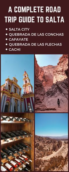 On this road trip guide, I share our Salta itinerary and driving tips to help you plan your own adventure in this beautiful region of Argentina World Travel Guide, Travel Guides, Travel Tips, Visit Argentina, Argentina Travel, Argentina Culture, Travel Advisory, South America Travel, Vietnam Travel